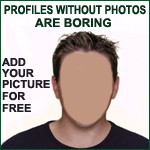 Image recommending members add Bald Passions profile photos